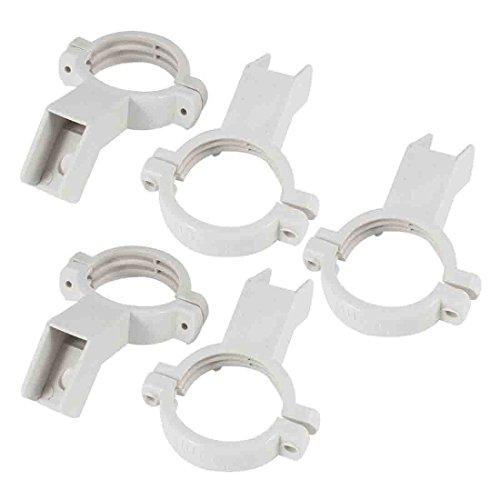 5 piezas plástico 40 mm Banda Ku plato único soporte