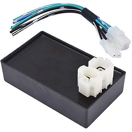 CDI Box Ignition Module Unit Plug For 1993-2006 Honda Sportrax 300 TRX300EX 2x4