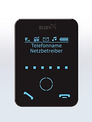 Bury CC 9058 Freisprech - / Bluetoothmodul passend für Mercedes CLS (W219) ab Bj. 2004