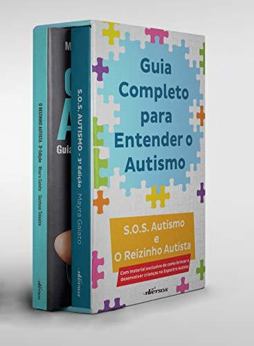 Box - Guia Completo Para Entender O Autismo - 2 Volumes