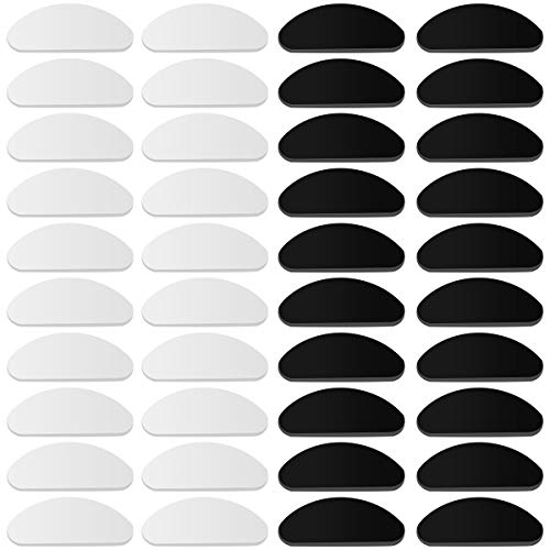 20 Pairs Adhesive Eye Glasses Nose Pads Eye Glasses Nose Pads Replacements...