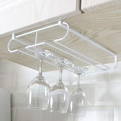 LANGMAN Wine Glass Rack - Under Cabinet Stemwar...
