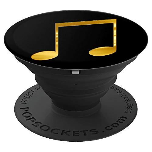 Notenschlüssel für Klavier Musiker Konzerte und Musiklehrer - PopSockets Ausziehbarer Sockel und Griff für Smartphones und Tablets