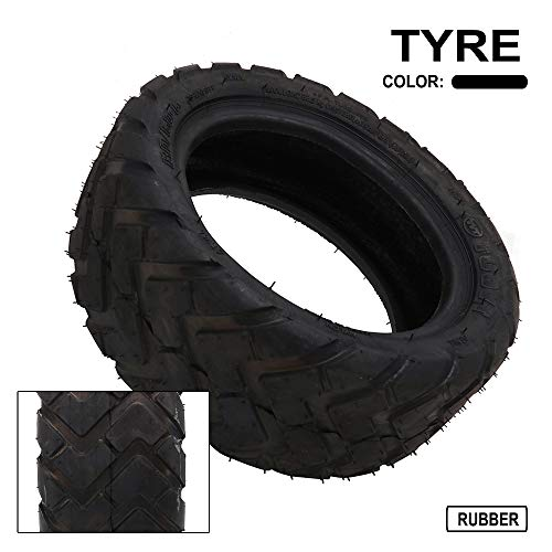 High Performance Motorcycle 80/60-6 Vacuum Tubeless Tire Tyre For E-Scooter Motor Electric Scooter Go karts ATV Quad Speedway Tyre