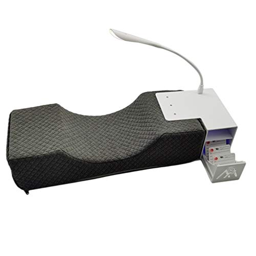 Hellery Eyelash Extension Graft Pillow Cushion Neck Support &