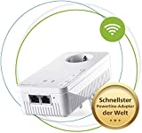 devolo Magic 2 Wifi: Ideal für Home Office und Streaming, Powerline-Ergänzungsadapter mit...