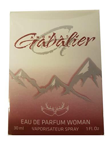 Andreas Gabalier Damen 30 ml Eau de Parfum Spray (rot)