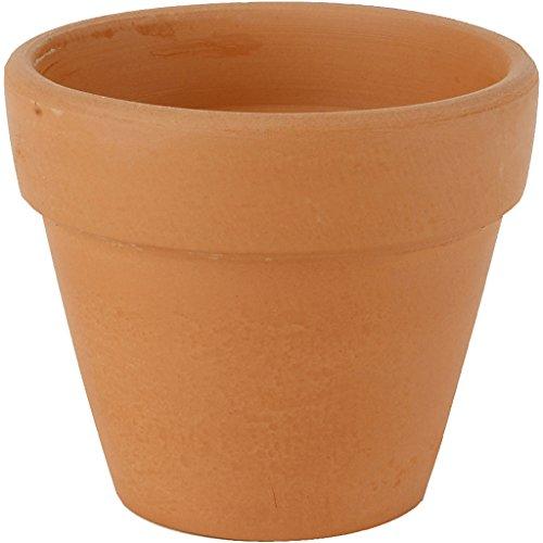 Vaso per fiori, diametro: 9 cm, 24 pezzi