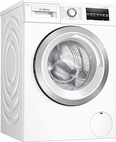 Bosch WAU28S70 Serie 6 Waschmaschine Frontlader / C / 66 kWh/100 Waschzyklen / 1400 UpM / 9 kg / Weiß / i-DOS™ / VarioTrommel