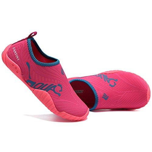 Carter's Girl's Floatie Water Shoe, multi, 4 M US Toddler