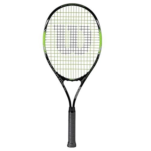 Tennis racket Raqueta de Tenis para Principiantes Raqueta de Tenis de Gran Superficie con absorción de Impactos Raqueta Individual para Estudiantes universitarios Raquetas Masculinas y Femeninas