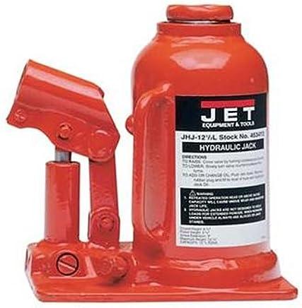 JET 453308 8-Ton Capacity Heavy-Duty Industrial Bottle Jack