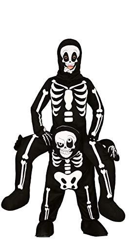 FIESTAS GUIRCA Let ME GO Skeleton 7 9 AÑOS