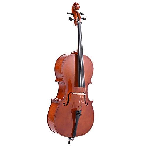 Ammoon 1/2 violonchelo de madera