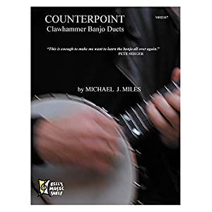 Counterpoint – Clawhammer Banjo Duets – Partitions