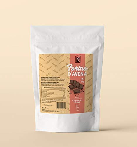 DILO Farina di Avena Aromatizzata Cioccolato Belga 1kg