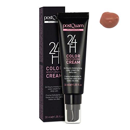 Postquam 24H Moisturizing Color Cream Getönte Feuchtigkeitscreme 30 ml