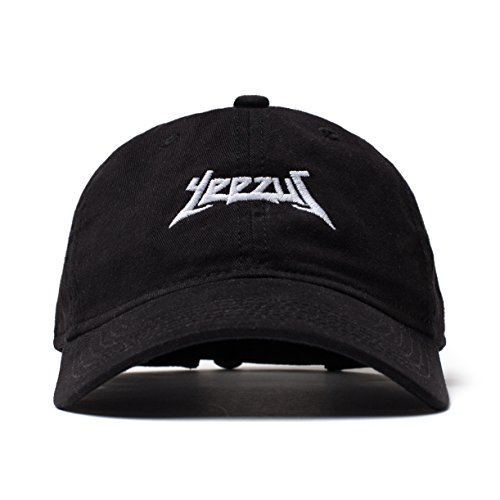 AA Apparel - The Tour Glastonbury Dad Hat Kanye West (Black)