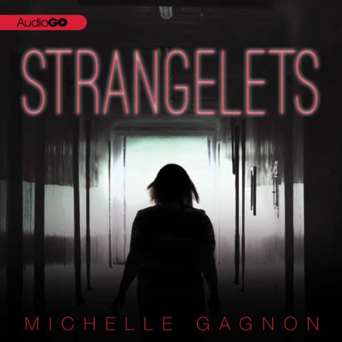 Strangelets audiobook cover art