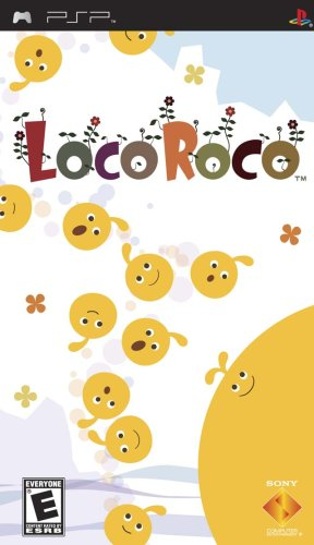 LocoRoco - Sony PSP