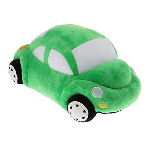 Spielfigur Auto Plüschfiguren, Alter: Für Babys ab der Geburt - Grün