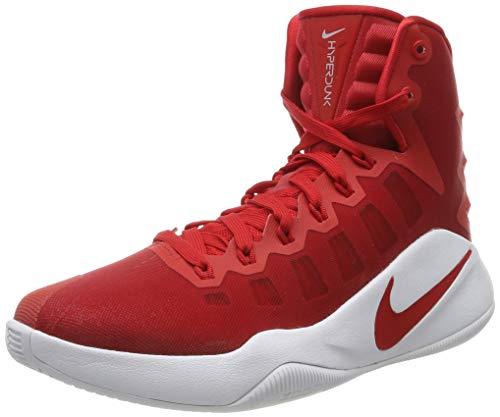 Nike Damen 844391-662 Basketballschuhe, Rot (University Red/University Red-White), 39 EU