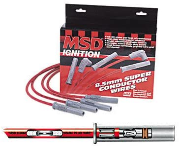 specialty shop MSD 32179 8.5mm 40% OFF Cheap Sale Super Conductor Spark Set Wire Plug