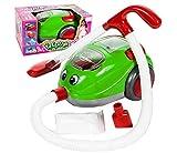 Vacuum Cleaner - Aspirapolvere per bambini, con funzione di aspirazione, luce musicale