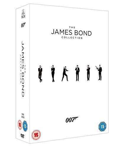 James Bond - 23 Film Collection [DVD] [2015] UK-Import, Sprache: Englisch