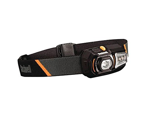Bushnell Rechrgbl,125 Lumen Rubicon, Gray Headlamp