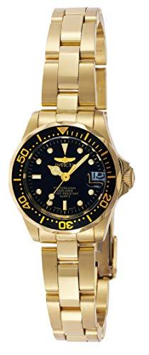 Invicta 8943 Pro Diver Reloj para Mujer acero inoxidable Cuarzo Esfera
