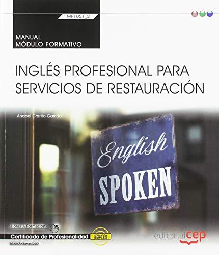 Manual. Inglés profesional servicios restauración
