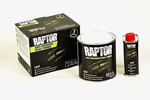 UPOL RAPTOR Epoxy Primer für Raptor Liner 1L inkl. Härter Grundierung
