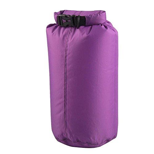 Nelnissa - Mochila Impermeable para piragüismo, natación, Camping, Senderismo, 8 L, Bolsa Seca