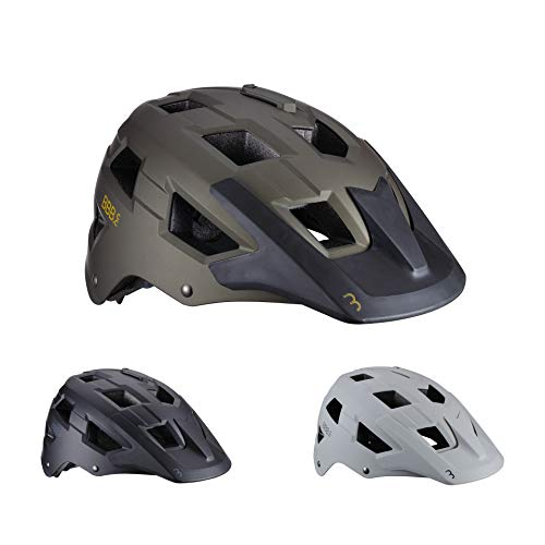 BBB Casco de Bicicleta Unisex de Cycling Nanga MTB para Hombre y...