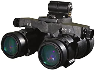 Posterazzi PSTTMO100921M AN/AVS-6 night vision goggles used by the military Poster Print 17 x 11
