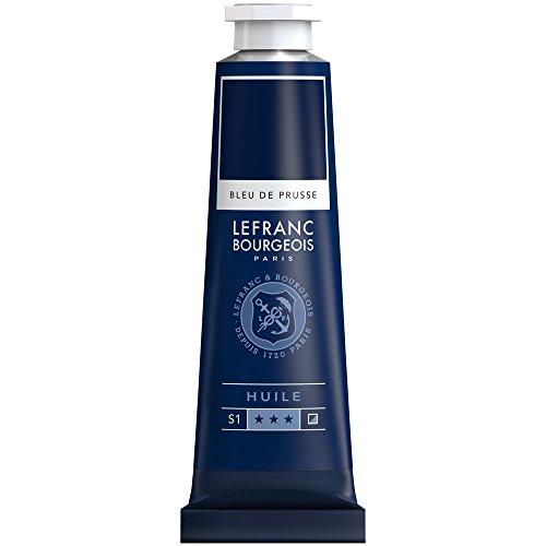 Lefranc Bourgeois Huile Fine 40ml Bleu De Prusse