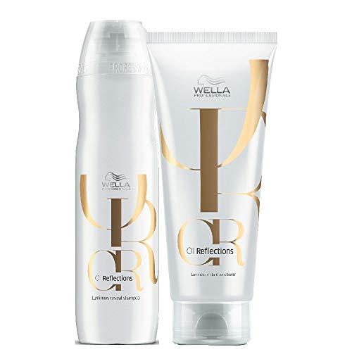 Wella Oil Reflections Kit Shampoo (250ml) e Condicionador (200ml)