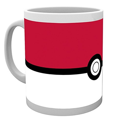 GB Eye LTD, Pokemon, Pokeball, Taza