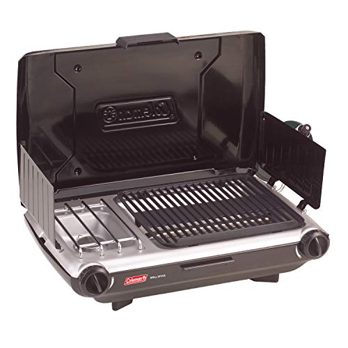 Image of Coleman 2 Burner Grill...: Bestviewsreviews