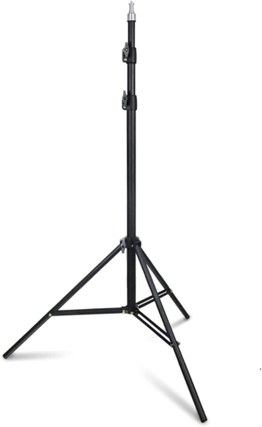 WERYU We OFFer at cheap prices Floor 100% quality warranty Tripod Studio Light Stand Adjustable Lightweight Alu
