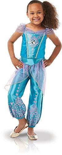 Rubie's 640724M Jasmine Gem Kostüm, Jungen, türkis, m