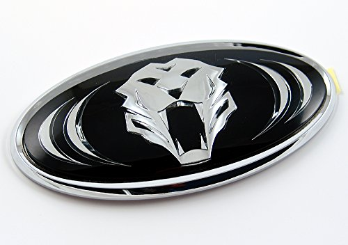 ix35 Emblem Tiger für das Kühlergrill Grill Logo Tuning Radiator Grille