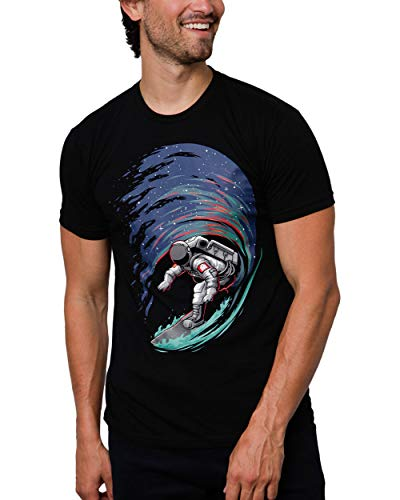INTO THE AM Men's Graphic Tee Shirts