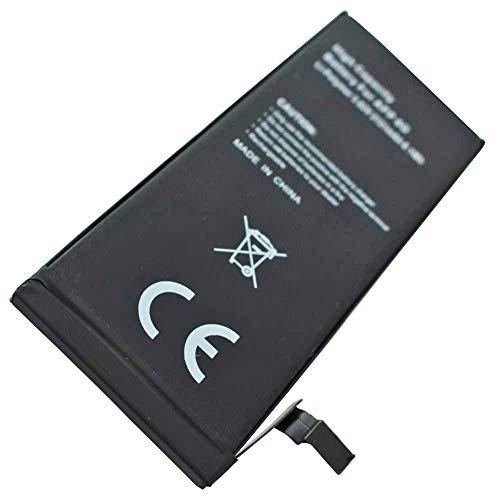 Careb Batteria Alta CAPACITA' per Apple iPhone 6, Li-Polymer, 3,82V, 2121mAh, 8,1Wh