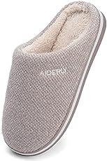 GAXmi Hausschuhe Damen Pantoffeln Herren Winter Indoor Bequem Plüsch Schuhe Herbst Rutschfest Wärme Beiläufig