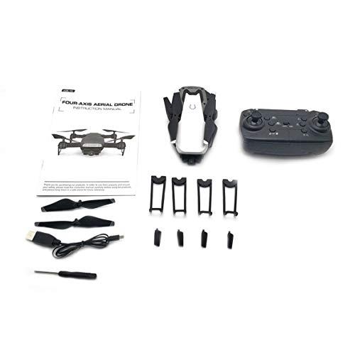Heaviesk LH-X41WF RC Drohne Quadcopter Kamera 200W 2.4G 6-Achsen WiFi FPV Faltbares Flugzeug Flughöhe Halten Sie kopflos eine Taste zurück