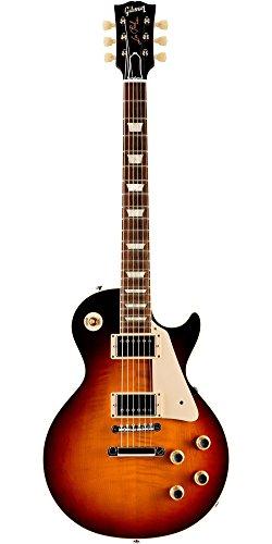 Gibson Custom 1960 Les Paul Figured Top Reissue Electric Guitar PG 129