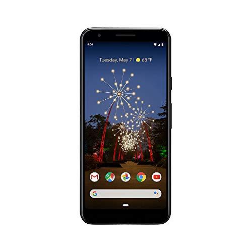Google Smartphone Pixel 3A Desbloqueado – 64GB – Color Negro