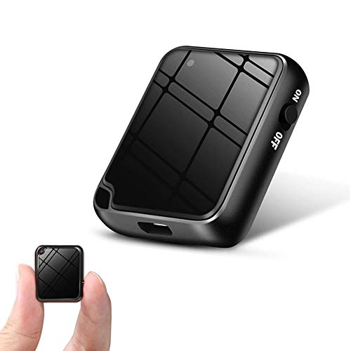 16GB Portatile Micro Registratore, Mini Registratore Vocale, Ricaricabile USB, Registratore con Attivazione Vocale Ideale per Lezioni, Riunioni, Interviste, Colloqui